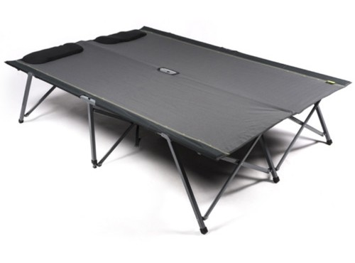 lit de camp double als camping. Black Bedroom Furniture Sets. Home Design Ideas